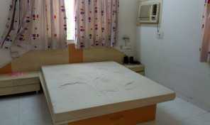 Furnished flat / apartment on rent in rajkot