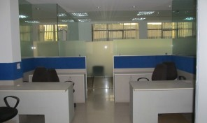 Furnished Office for lease in rajkot
